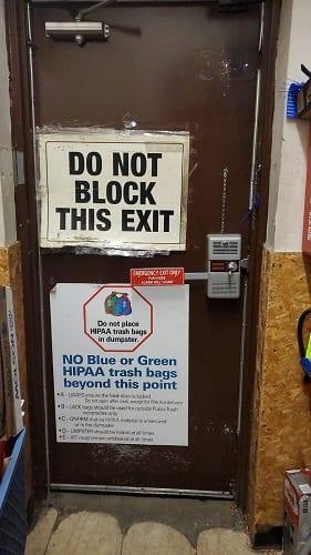 RedKey exit emergency devices buffalo ny 4
