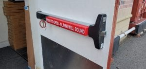 RedKey exit emergency devices buffalo ny 6