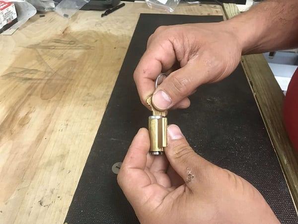 Redkeyllc locks rekey process 1