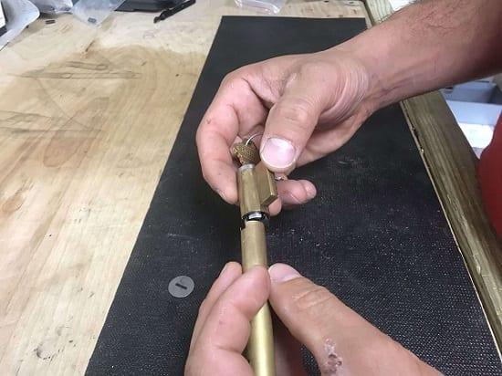 Redkeyllc locks rekey process 2