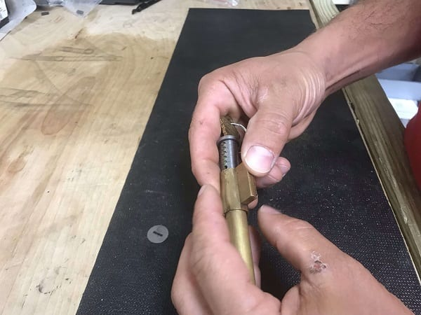 Redkeyllc locks rekey process 3