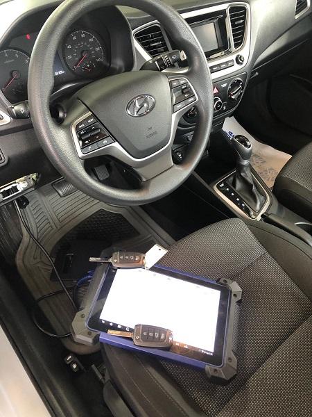 Coding new car keys by red key llc (6)