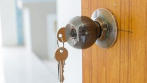 Redkeyllc simple door knob
