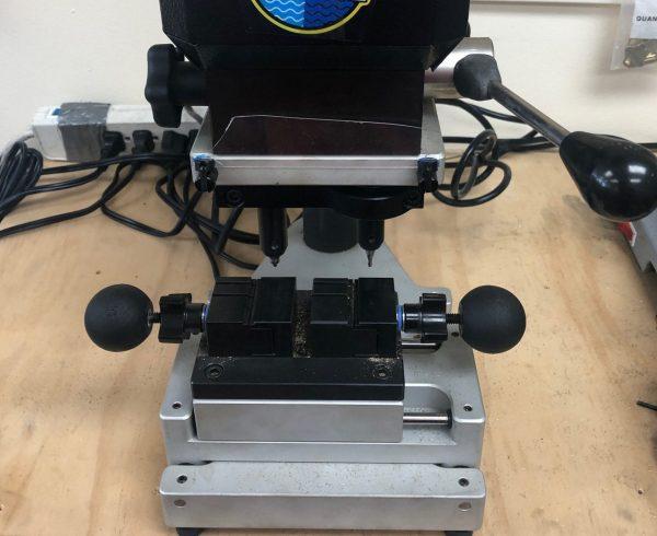 HPC Big Groove Cutting Machine